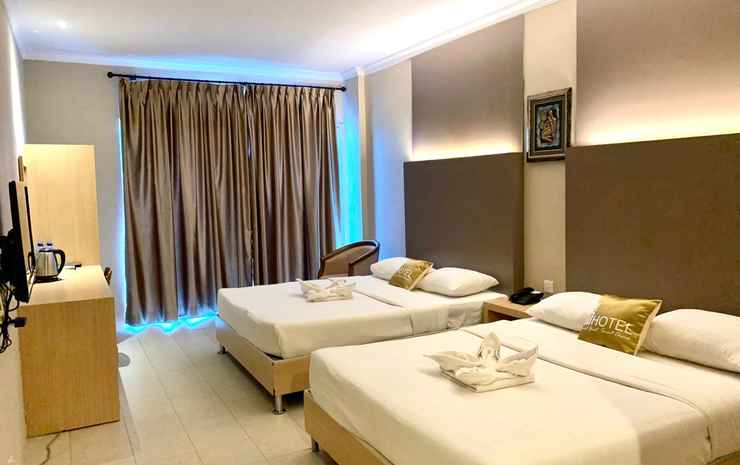 Sky View Hotel (Managed by Orange Sky) Batam - Deluxe Family