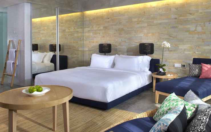 U Paasha Seminyak Bali - Suite with View