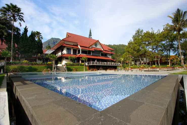 SWIMMING_POOL Kusuma Agrowisata Resort and Convention Hotel