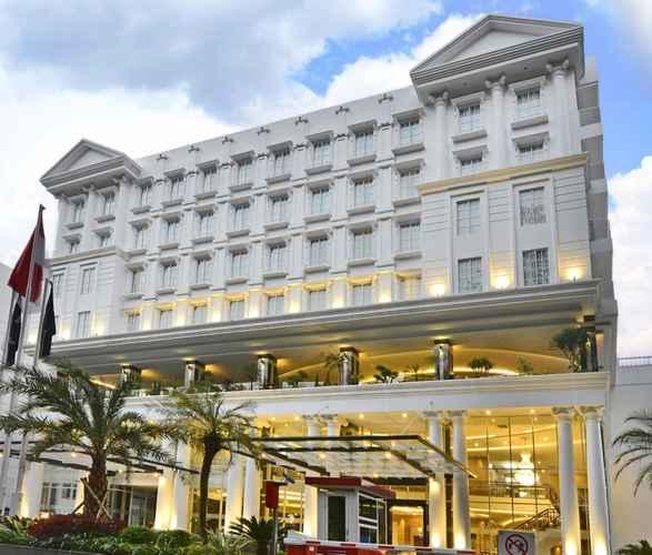 EXTERIOR_BUILDING Grand Savero Hotel Bogor