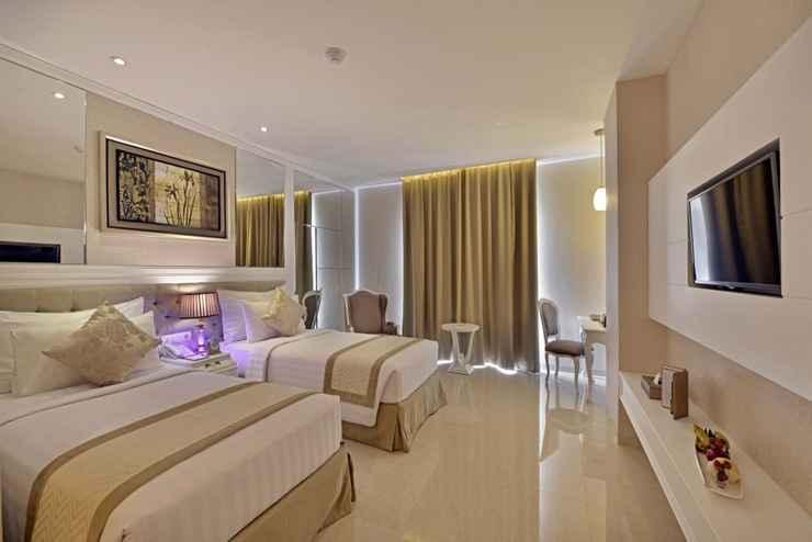 BEDROOM Grand Savero Hotel Bogor