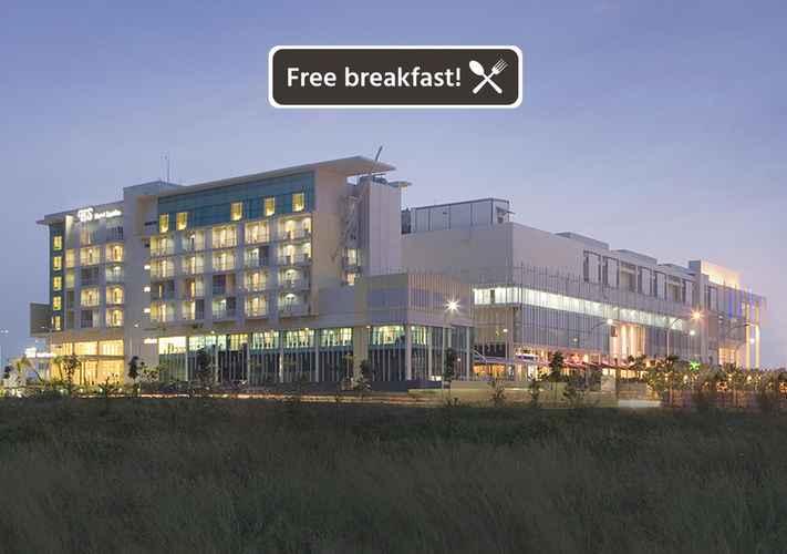 EXTERIOR_BUILDING Hotel Santika BSD