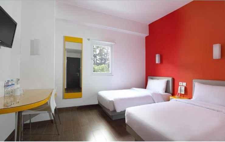 BEDROOM Amaris Hotel Padjajaran Bogor