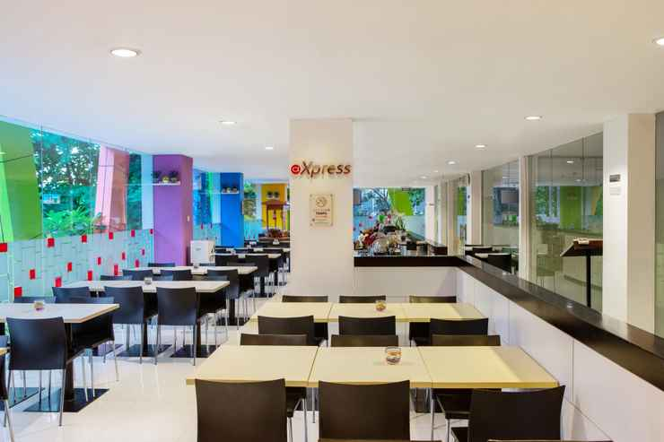 RESTAURANT Amaris Hotel Padjajaran Bogor