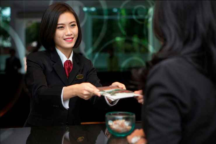 LOBBY Hotel Santika Bogor