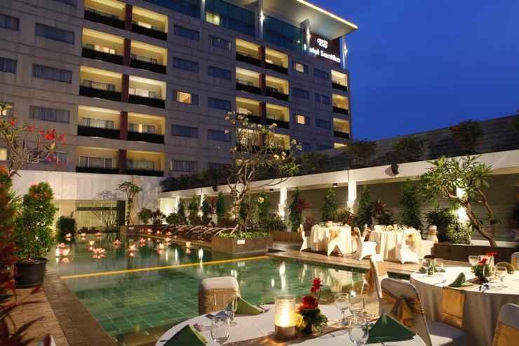 SWIMMING_POOL Hotel Santika Bogor