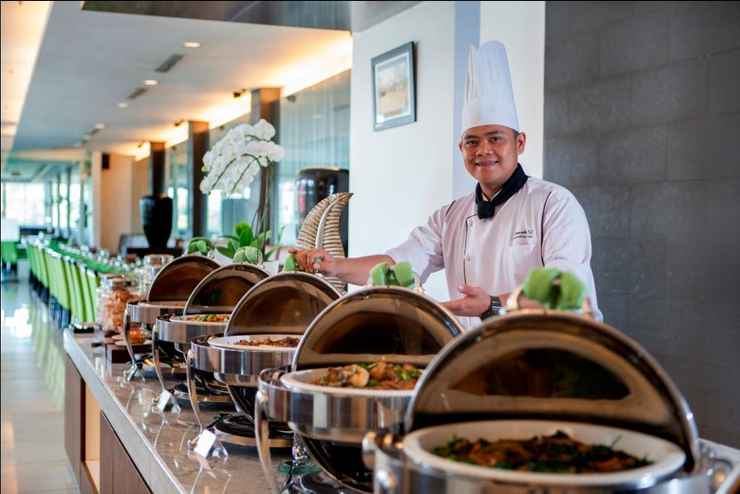 RESTAURANT Hotel Santika Bogor