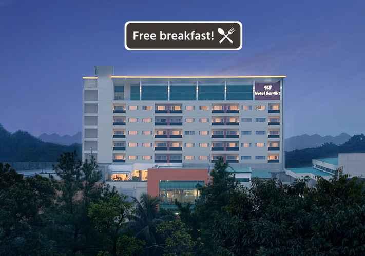 EXTERIOR_BUILDING Hotel Santika Bogor