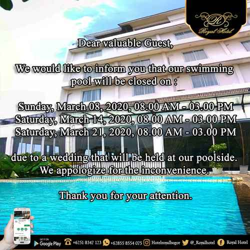EXTERIOR_BUILDING Royal Hotel Bogor