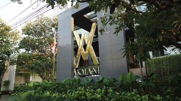 EXTERIOR_BUILDING Akmani Hotel Jakarta