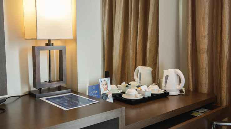 BEDROOM Akmani Hotel Jakarta