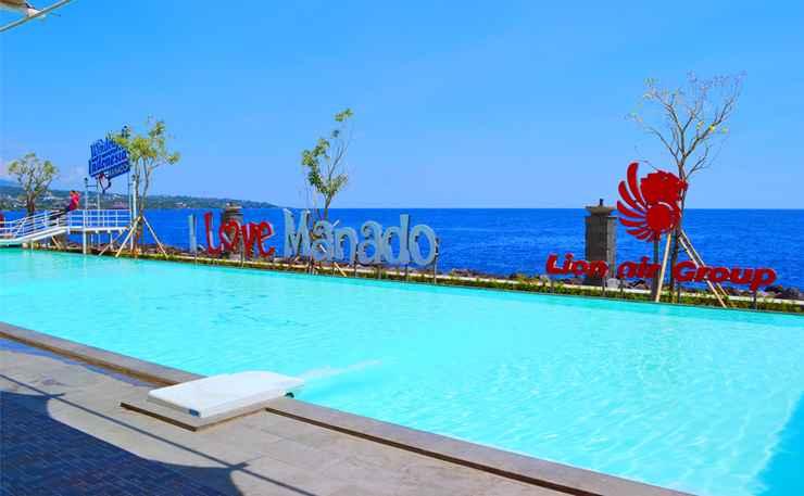 SWIMMING_POOL Lion Hotel & Plaza Manado