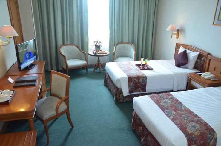 BEDROOM Hotel Sahid Jaya Solo