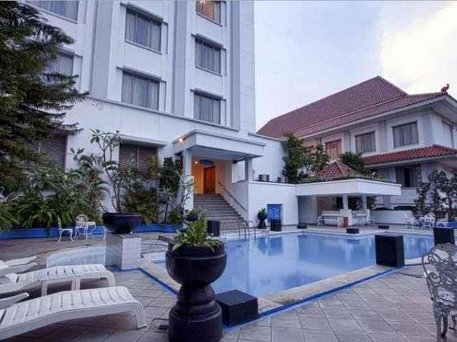 LOBBY Hotel Sahid Jaya Solo