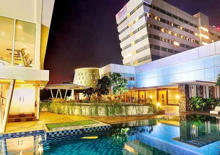 EXTERIOR_BUILDING Allium Tangerang Hotel