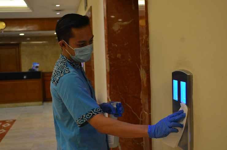 HOTEL_SERVICES Sari Pacific Jakarta