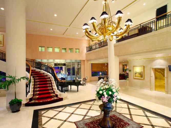 LOBBY Ambhara Hotel