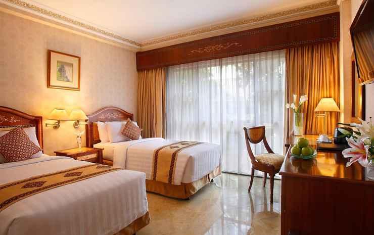 Ambhara Hotel Jakarta - Deluxe Twin Room Only