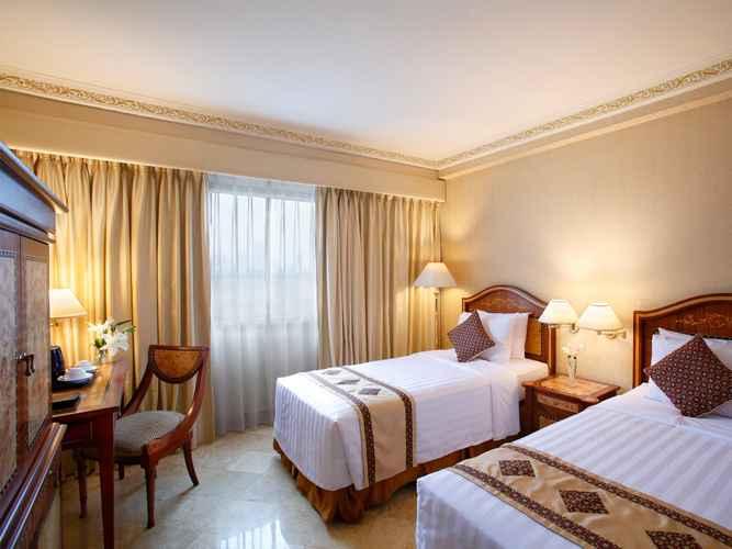 BEDROOM Ambhara Hotel