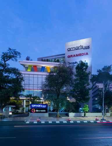 EXTERIOR_BUILDING Amaris Hotel Pemuda Semarang