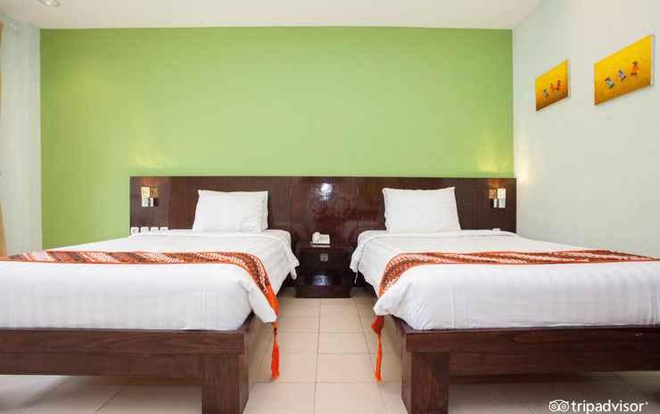 Casa Monte Rosa Hotel Puncak - Junior Suite Twin Bed