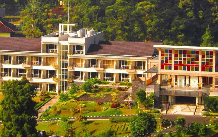 Casa Monte Rosa Hotel Puncak -