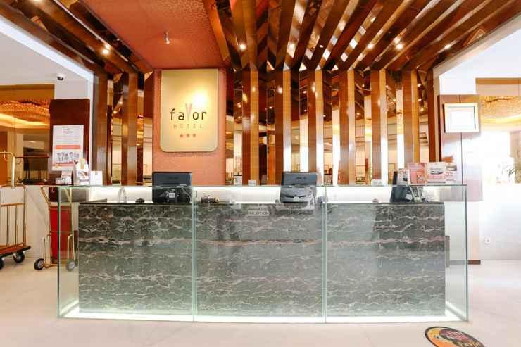 LOBBY Favor Hotel Makassar
