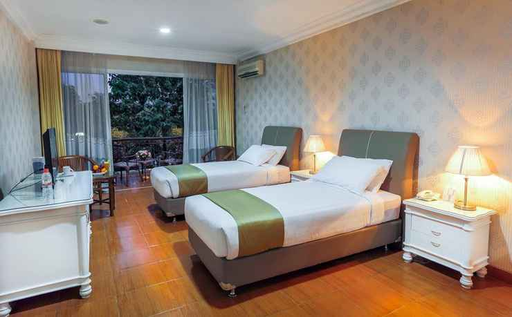 BEDROOM Braja Mustika Hotel