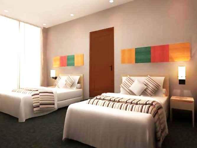 BEDROOM Plaza Hotel Semarang