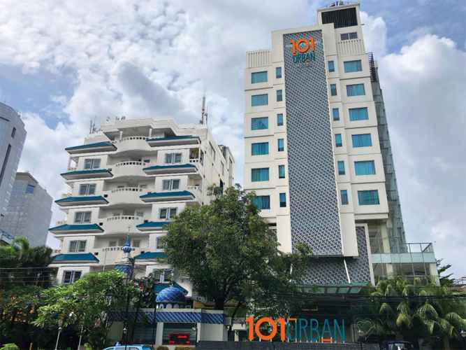 EXTERIOR_BUILDING 1O1 URBAN Jakarta Thamrin (TAKES)