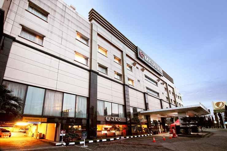 EXTERIOR_BUILDING LARIZ Premiere Basko Hotel Padang