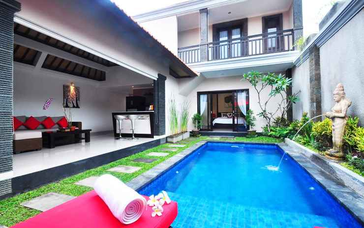 De' Bharata Bali Villas Seminyak Bali - One Bedroom Private Pool Villa-Room Only