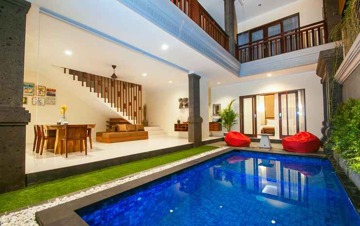 De' Bharata Bali Villas Seminyak Bali - Four Bedroom Private Pool Villa-Room Only