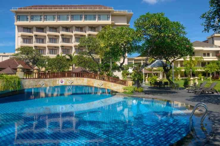 SWIMMING_POOL Hotel Lombok Raya