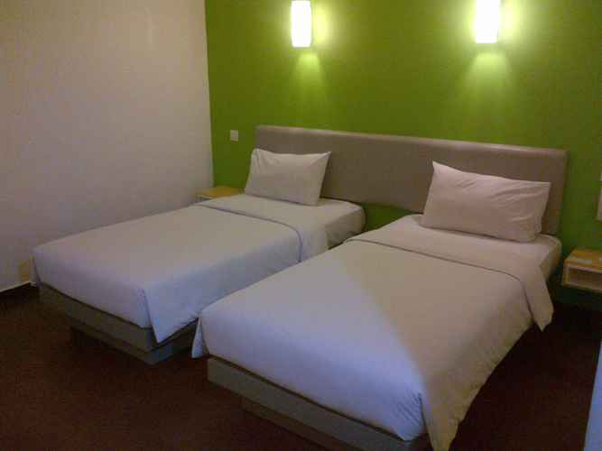 BEDROOM Amaris Hotel Thamrin City - Jakarta
