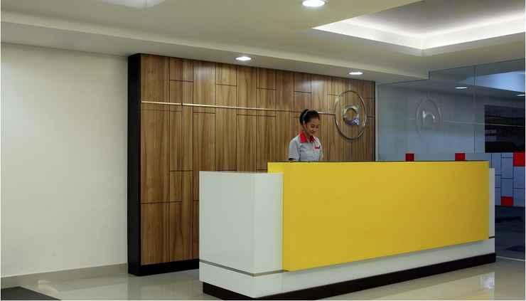LOBBY Amaris Hotel Thamrin City - Jakarta