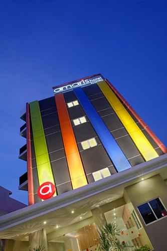 EXTERIOR_BUILDING Amaris Hotel Juanda