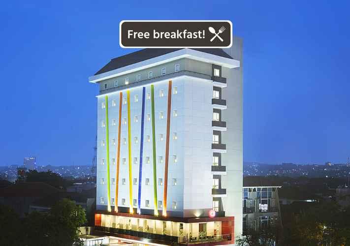 EXTERIOR_BUILDING Amaris Hotel Simpang Lima Semarang