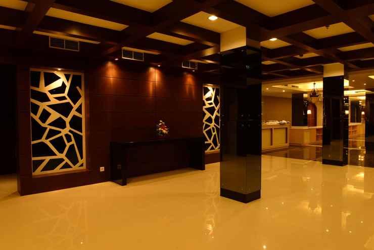 LOBBY Emilia Hotel By Amazing - Palembang
