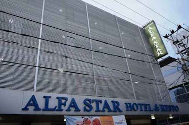 EXTERIOR_BUILDING Alfa Star Hotel & Resto
