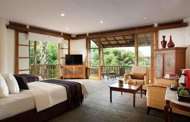 BEDROOM Novus Giri Resort & Spa