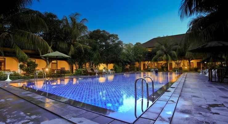 SWIMMING_POOL Hotel Lombok Garden