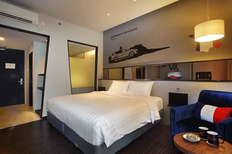 BEDROOM Cabin Hotel