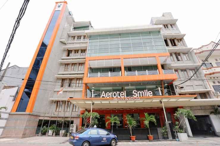 EXTERIOR_BUILDING Aerotel Smile Losari