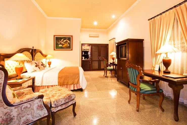 BEDROOM Puri Asri Hotel