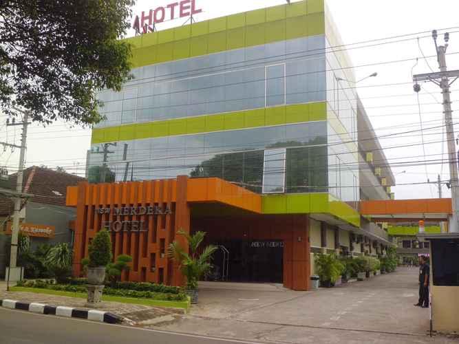 EXTERIOR_BUILDING Hotel New Merdeka