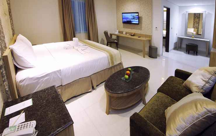 HW Hotel Padang Padang - Suite Room (Smoking Room)