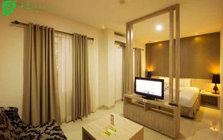 HW Hotel Padang Padang - Deluxe Smart King (Smoking )