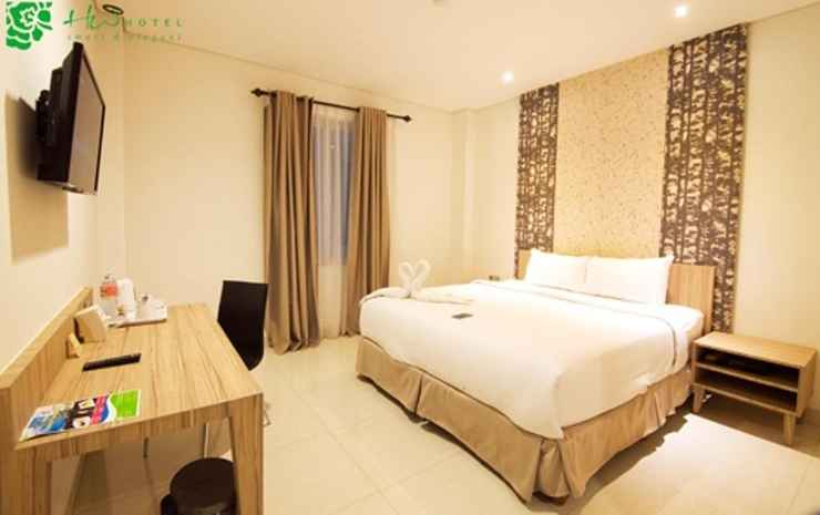 HW Hotel Padang Padang - Grand Smart King Room Only ( Smoking Room )