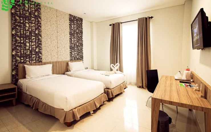 HW Hotel Padang Padang - Grand Smart Twin Room Only ( Smoking Room )